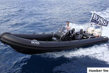 Humber Ocean Pro RIB 7.5m (2.8m Beam)