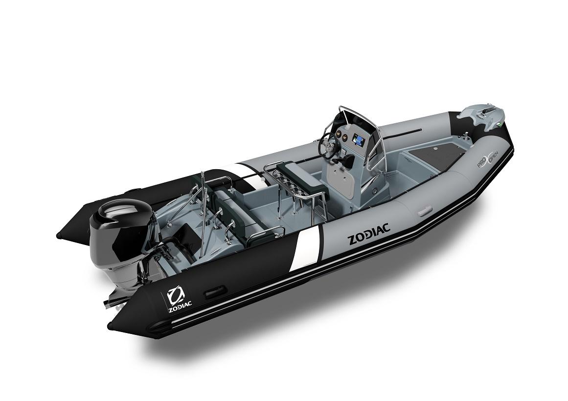 Zodiac Rib Sport Cruising Pro Open 650