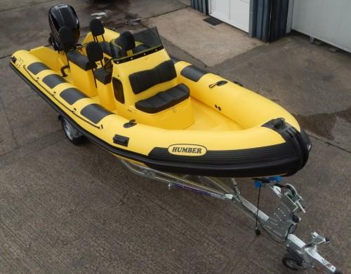 Humber Ocean Pro Rib