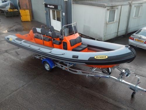 Humber Ocean Pro 7.5m